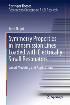 Symmetry Properties in Transmission Lines Loaded with Electrically Small Resonators - Naqui, Jordi