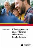 Klärungsprozesse in der Klärungsorientierten Psychotherapie