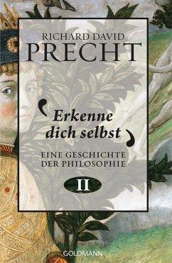 Erkenne dich selbst / Eine Geschichte der Philosophie Bd.2 (eBook, ePUB) - Precht, Richard David