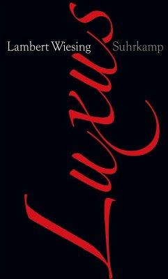Luxus (eBook, ePUB) - Wiesing, Lambert