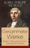Gesammelte Werke: Romane + Philosophische Werke + Autobiografische Schriften (eBook, ePUB)