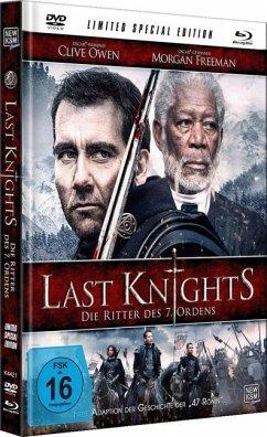 Last Knights - Die Ritter des 7. Ordens (Mediab...