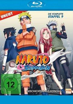Naruto Shippuden, Staffel 9 - Folge 396-416