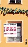 Gebrauchsanweisung für Ostdeutschland (eBook, ePUB)