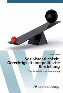 Sozialstaatlichkeit, Gerechtigkeit und politisc...