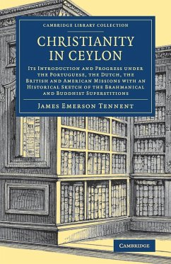 Christianity in Ceylon - Tennent, James Emerson