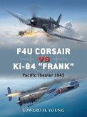 F4U Corsair vs Ki-84
