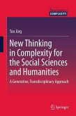 New Thinking in Complexity for the Social Sciences and Humanities (eBook, PDF)