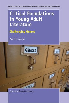 Critical Foundations in Young Adult Literature (eBook, PDF)