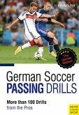 German Soccer Passing Drills (eBook, PDF)