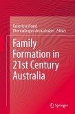 Family Formation in 21st Century Australia (eBook, PDF)