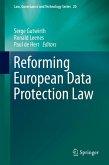 Reforming European Data Protection Law (eBook, PDF)