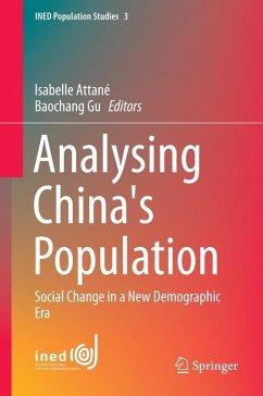 Analysing China's Population (eBook, PDF)