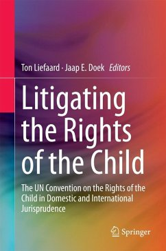 Litigating the Rights of the Child (eBook, PDF)