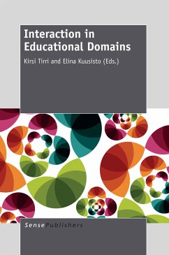 Interaction in Educational Domains (eBook, PDF)