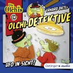 Ufo in Sicht! / Olchi-Detektive Bd.14 (MP3-Download)