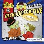 Ufo in Sicht! / Olchi-Detektive Bd.14 (MP3-Download)