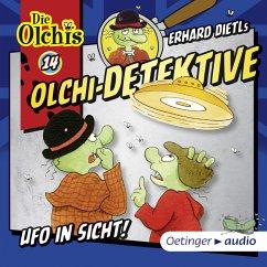 Ufo in Sicht! / Olchi-Detektive Bd.14 (MP3-Download) - Dietl, Erhard; Iland-Olschewski, Barbara