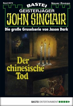 John Sinclair - Folge 0574 (eBook, ePUB)