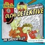 Die große Flut / Olchi-Detektive Bd.13 (MP3-Download)
