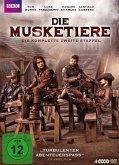 Die Musketiere - Die komplette zweite Staffel (4 Discs)