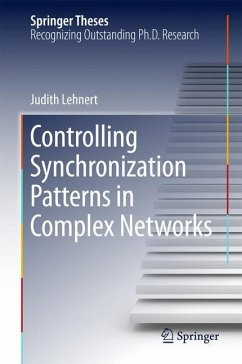 Controlling Synchronization Patterns in Complex Networks - Lehnert, Judith