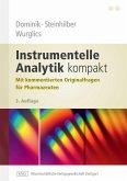 Instrumentelle Analytik kompakt (eBook, PDF)