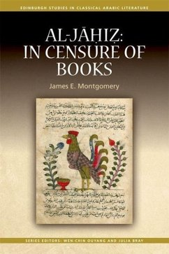 AL JAHIZ IN CENSURE OF BOOKS