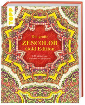 Die große ZENCOLOR Gold-Edition