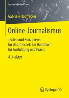 Online-Journalismus - Hooffacker, Gabriele