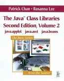 The Java (TM) Class Libraries, Volume 2