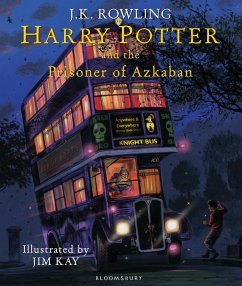 The Prisoner of Azkaban. Illustrated Edition - Rowling, J. K.