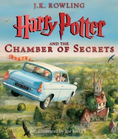 Harry Potter and the Chamber of Secrets: The Illustrated Edition (Harry Potter, Book 2) - Rowling, J. K.