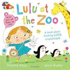 Lulu at the Zoo - Reid, Camilla; Busby, Allie