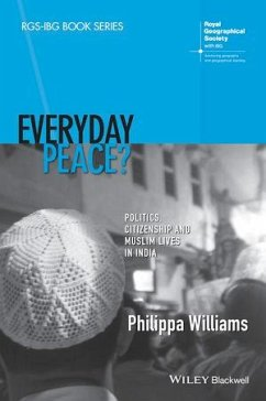 Everyday Peace? (eBook, ePUB) - Williams, Philippa