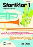 Startklar für Bläserklassen, Horn in F, m. Audio-CD