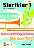 Startklar für Bläserklassen, Tuba, m. Audio-CD