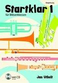 Startklar für Bläserklassen, Begleitung, m. Audio-CD