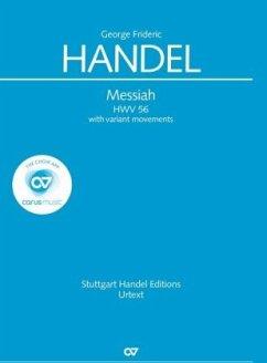 Messiah (Messias), Klavierauszug - Händel, Georg Friedrich