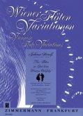 Vier Flöten zu Gast beim Prinzen Orlofsky, Partitur und Stimmen