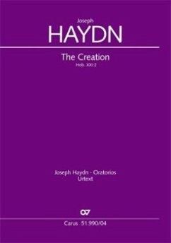 Die Schöpfung, Klavierauszug - Haydn, Joseph