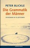 Die Grammatik der Männer (Mängelexemplar)