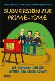 Subversion zur Prime-Time (Mängelexemplar)