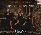 Christine De Pizan-Chansons Et Ballades