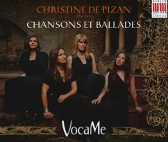 Christine De Pizan-Chansons Et Ballades - Vocame