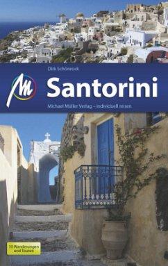 Santorini - Schönrock, Dirk