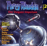 Perry Rhodan Hörspiel 02: Das Vurguzz-Imperium (MP3-Download)