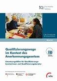 Qualifizierungswege im Kontext des Anerkennungsgesetzes (eBook, PDF)