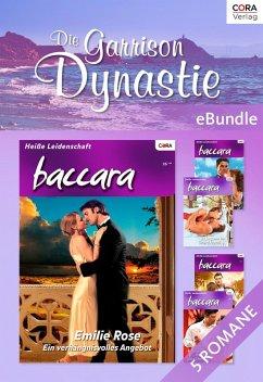 Die Garrison Dynastie - attraktiv und erfolgreich (eBook, ePUB) - St. Claire, Roxanne; Depalo, Anna; Jackson, Brenda; Rose, Emilie; Mann, Catherine
