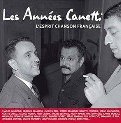 Les Années Jacques Canetti (Deluxe 2lp+Cd)